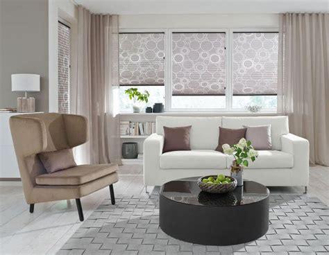 Plissee Wohnzimmer by Die Besten 25 Fl 228 Chenvorh 228 Nge Ideen Auf