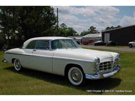 Chrysler For Sale by 1955 Chrysler 300 For Sale Classiccars Cc 887427