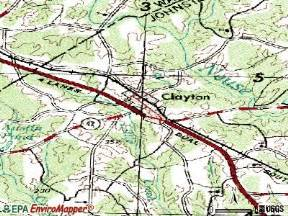 clayton carolina nc 27520 27610 profile