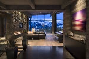 Mountain Home Interior Design by Mountain Mimic The Interior Of This Beautiful House