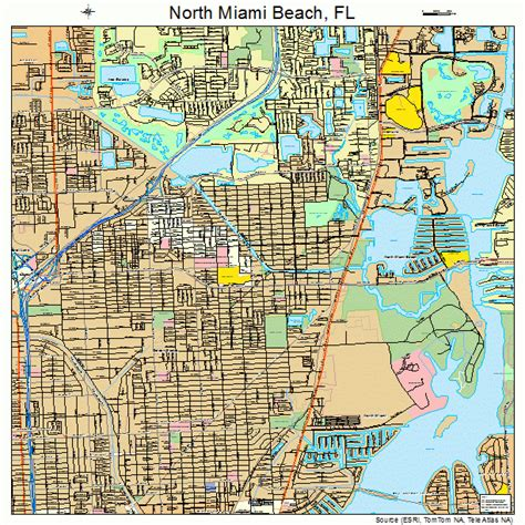 map of miami florida miami fl pictures posters news and on your pursuit hobbies interests