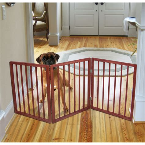 gates indoor wide pet gate freestanding gate indoor pet fence ebay