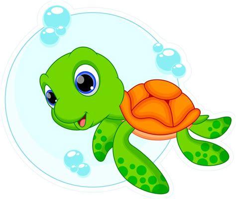 imagenes infantiles tortugas vinilo pixerstick de dibujos animados lindo de la tortuga