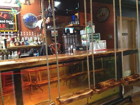swing restaurant swings as bar stools yes please yelp