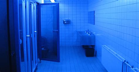 wonderful Light Blue Bathroom Ideas #2: blue-light-bathroom-heroin_1512665245.jpg
