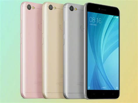 Xiaomi Note 5a Ram 4 Gb xiaomi redmi note 5a with 4gb ram and 64gb storage goes on