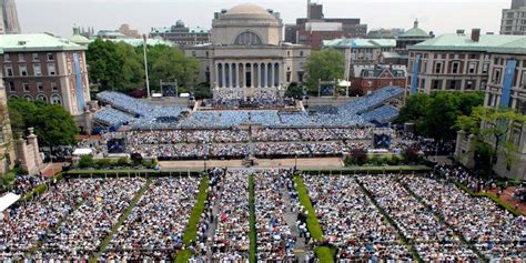 Cross Registrations Columbia Mba by Graduation And Diplomas Columbia Center