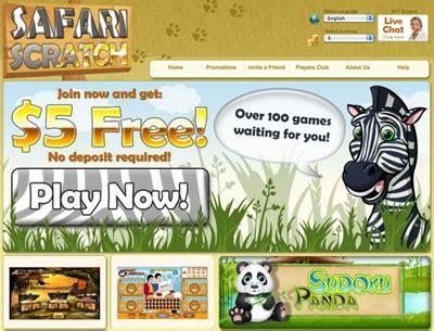 Instant Wins Online - safari scratch scratch offs instant wins