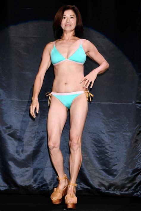 pics if women sgd 56 56歳 石田えり 美マッチョな美魔女に大変身 23年ぶり水着姿 芸能 デイリースポーツ online