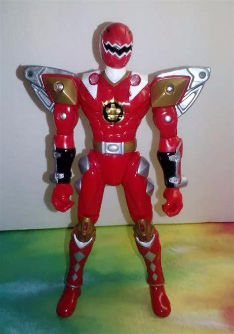 Ssk Power Ranger Robot Figure power rangers dino thunder quadro battlized ranger