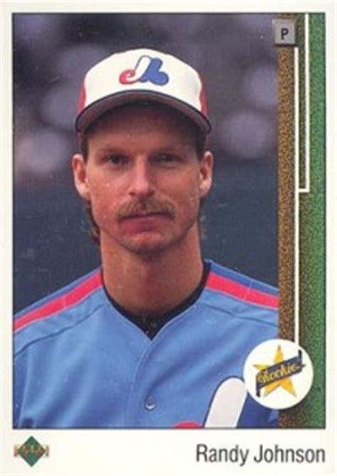 top 10 randy johnson baseball cards