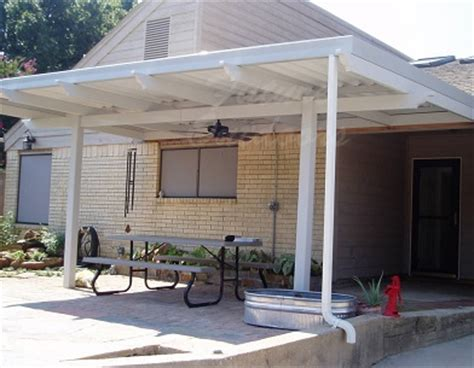 Patio Covers Dallas Vinyl Patio Covers And Shade Structures Dallas
