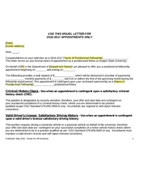 Offer Letter Pending Background Check advice on criminal record explanation 28 images e qip
