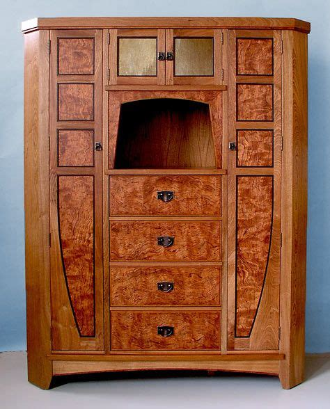 mission style corner cabinet home furnishings