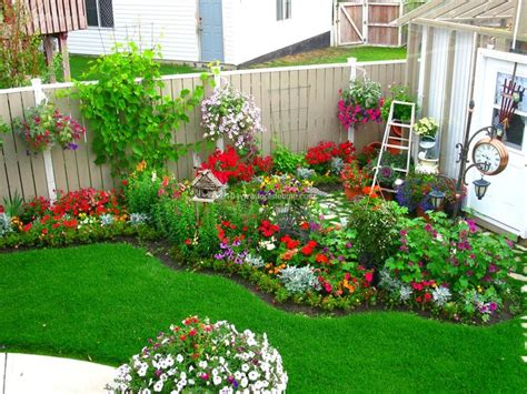 Small Backyard Flower Garden Ideas Great Decorations Landscaping Ideas For Small Flower Beds This For All