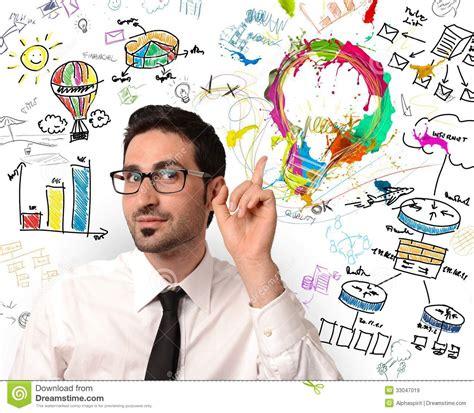 idea pictures creative business idea stock image image of inspiration