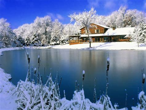 wallpaper christmas landscape beautiful christmas and winter wallpapers for your desktop