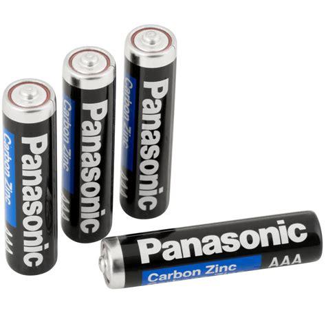 Ac 3 4 Pk Panasonic panasonic aaa heavy duty battery 4 pack