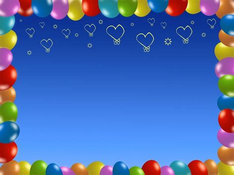 background ultah hd birthday wallpapers wallpapersafari