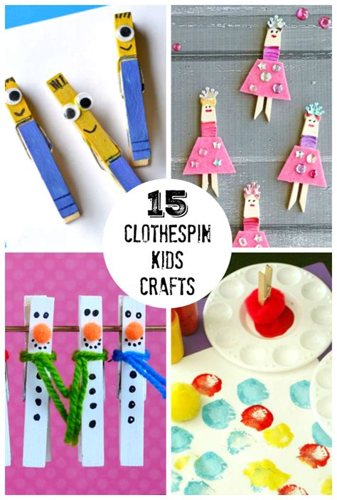 clothespin craft ideas for christmas 15 clothespin crafts your ones will to make make and takes