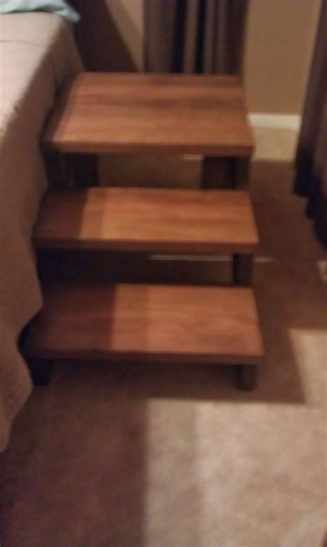 dog bed dresser with stairs diy dog stairs for the home dog stairs
