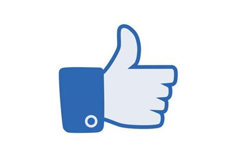facebook daumen like button bei facebook stirbt ab