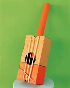 Handmade Musical Instruments - martha stewart