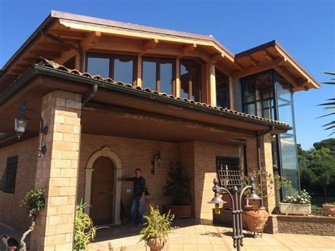 casa in legno costo costo liamento in legno
