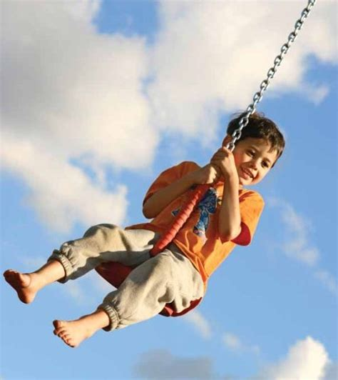 the psychology of swinging for smarter happier healthier kids keep moving
