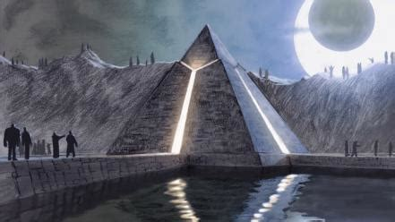 game pyramid wallpaper