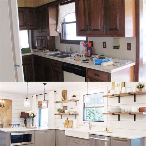 1970 Kitchen Cabinets by 1970 S Kitchen Gets A Modern Farmhouse Makeover Hometalk