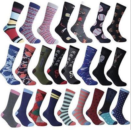 Gc Laurel Fhasion Five Supplier new casual fashion novelty multi color crew socks