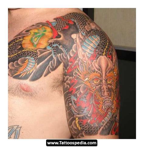 japanese half sleeve tattoo designs tattoospedia