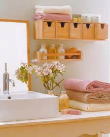 bathroom storage ideas for small bathroom image