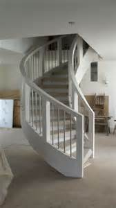 Stair Handrails Uk Stairplan C Staircase Feature Geometric Circular Staircase