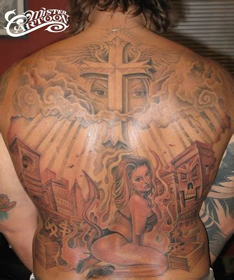 heaven or hell tattoo quotes heaven and hell tattoos