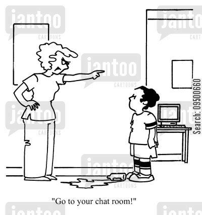 Go To Your Room In by Age Humor From Jantoo