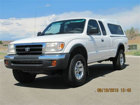 automotive service manuals 2000 toyota tacoma xtra user handbook buy used 2000 toyota tacoma 4x4 trd sr5 extended cab 3 4l manual cer shell no rust in