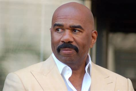Black Guy Mustache Meme - steve harvey wikipedia