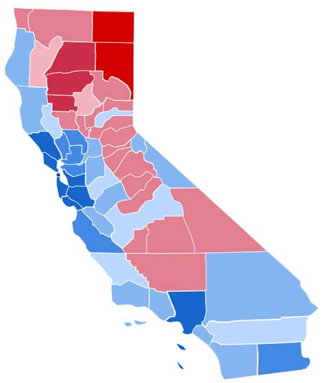 california map election 2016 file california presidential election results 2016 svg
