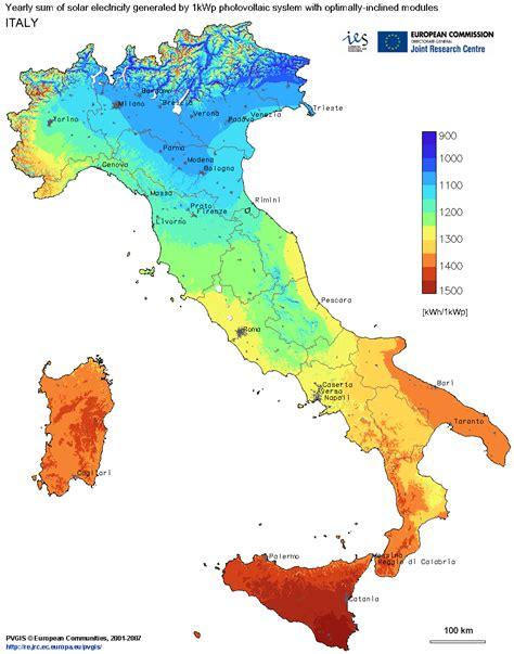 dati aziende italiane aziende italiane solare termico e fotovoltaico nelle