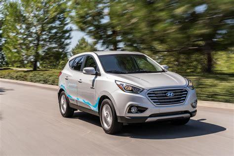 Hyundai Tucson Fuel Cell Price by 2017 Hyundai Tucson Fuel Cell Conceptcarz