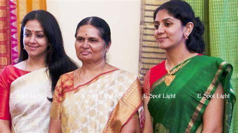 actor sivakumar wife images karthi wife ranjani jyothika with mother karthi s wife