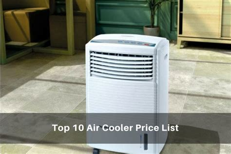 best price air top 10 best air cooler price list in india at best prices