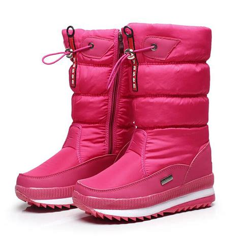new 2016 s boots winter snow boots thick