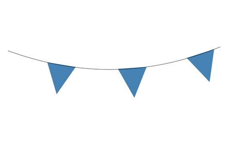 White And Blue Bunting Clip black and white bunting clipart clipart panda free