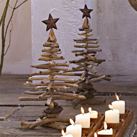 wooden christmas tree ideas18 my desired home