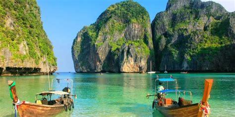 phi phi island thailand tourist destinations