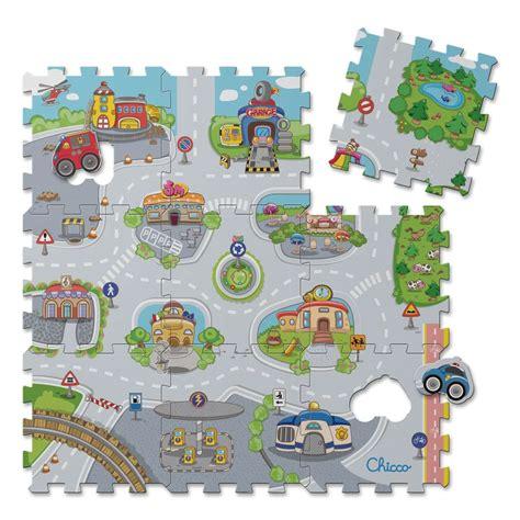 tappeto puzzle chicco tappeto puzzle citt 224 giochi chicco it
