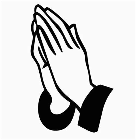 pray hands cliparts.co